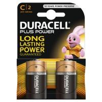 Duracell Batterien PLUS POWER Alkaline - Baby/LR14/C