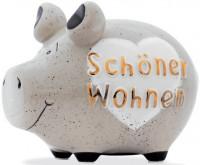 KCG Sparschwein klein Schöner Wohnen