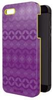 Leitz Hardcover Retro Chic violett gelb