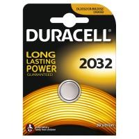 Duracell Lithium Knopfzellen - CR 2032
