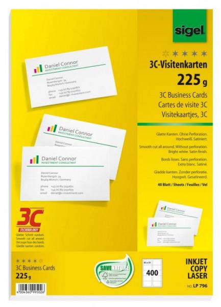766314-Sigel-LP796-Visitenkarten-85x55mm-A4-400-Stueck-fuer-