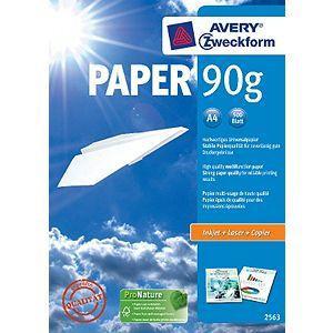 Zweckform 2563 Drucker und Kopierpapier