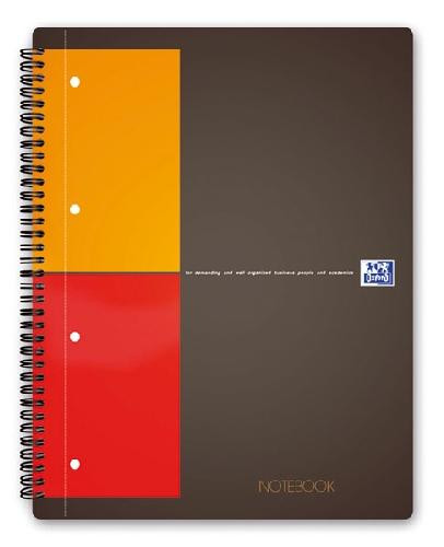 Oxford International Notebook A4 kariert