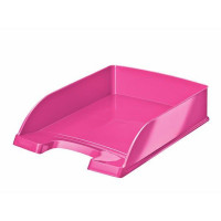 LEITZ Briefkorb Plus WOW pink metallic