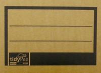 Archivdepot Karton braun