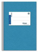 Geschäftsbuch A6 liniert 96 Blatt