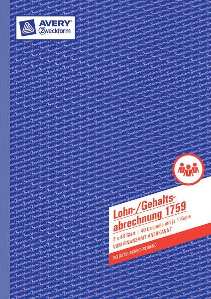 209184-Avery-Zweckform-Lohn-und-Gehaltsabrechnung-A4-selbstd