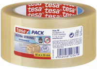 tesa Pack transparent 66m x 50mm