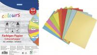 Farbiges Kopierpapier 10 Farben A4