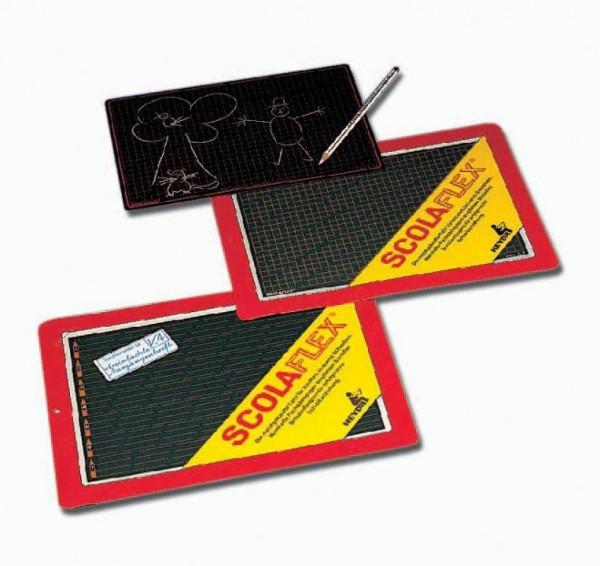 Scolaflex Schülertafel Lineatur 1