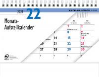 Zettler 3 Monats Kalender 2022