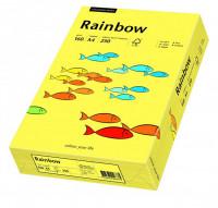 Rainbow Kopierpapier 160g hellgelb