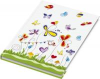 802613000-Notizbuch-A4-Schmetterlinge-96-Blatt