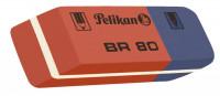 Pelikan Radierer BR80 41 mm x 14 mm x 8 mm