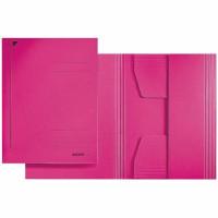 LEITZ Jurismappe A4 300g pink