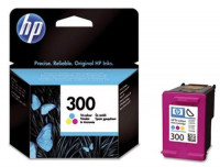 HP 300 Druckerpatrone farbig