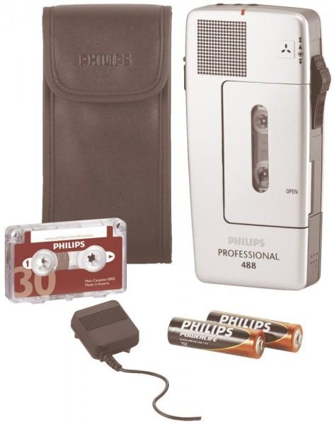 Philips LFH488 Handdiktiergerät