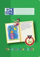 Geschichtenheft 2G DIN A4 16 Blatt