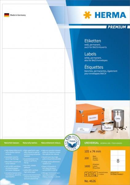 710877-Etiketten-Premium-weiss-105x74-mm-Papier-matt-1600-St