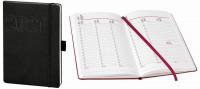 BSB V-Book Buchkalender schwarz A5