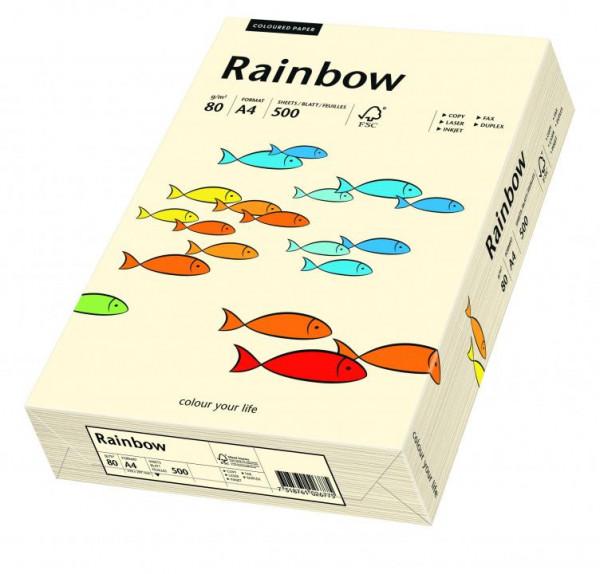 Rainbow A4 hellchamois 80g