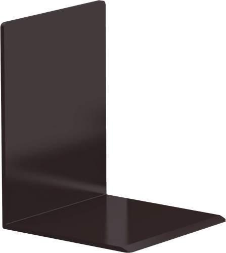 Maul Buchstützen schwarz Kunststoff