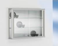 Wandvitrine Glas 80 x 12 x 59 cm