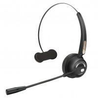 MediaRange Headset mit Mikrofon kabellos
