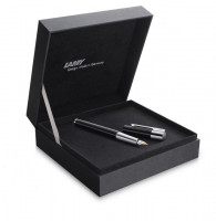 LAMY-SCALA-PIANO-BLACK-FUELLHALTER-SET