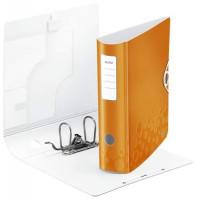 Leitz Ordner Wow orange metallic