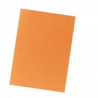 Aktendeckel A4 orange Manilakarton