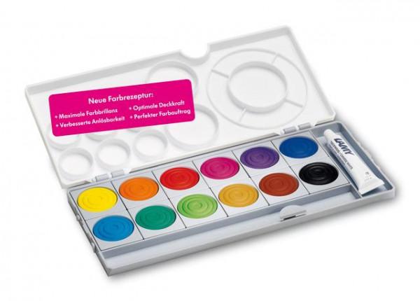 LAMY Deckfarbenkasten 12 Farben