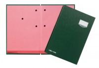 Pagna Unterschriftsmappe DE Luxe grün
