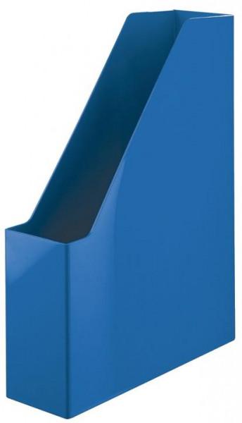 HAN Stehsammler i-Line blau DIN A4 hochglänzend blau