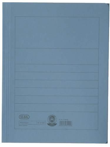 ELBA Aktenmappe blau