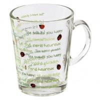 Teetassen aus Glas