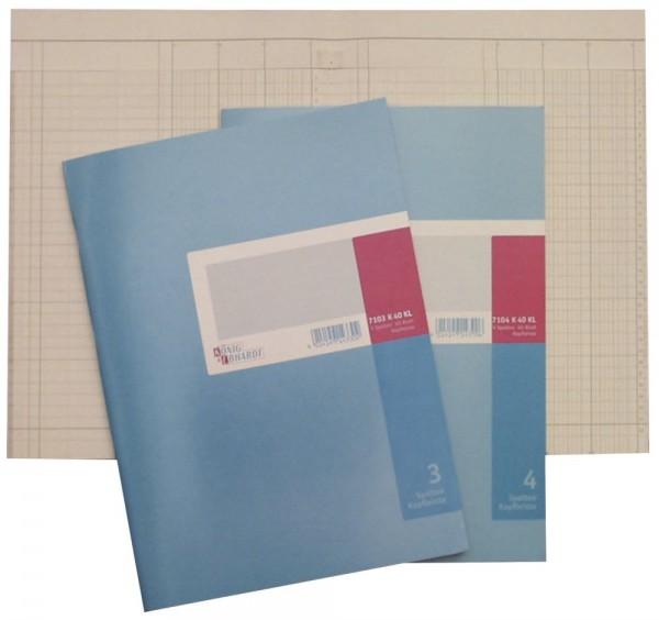 512905-Spaltenbuch-mit-festem-Kopf-Groesse-A4-2-Spalten-40-B