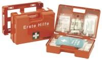 Erste-Hilfe-Koffer SAN - DIN 13157 - orange
