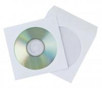 CD Papierhüllen weiß
