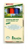 edding 28 Boardmarker Set
