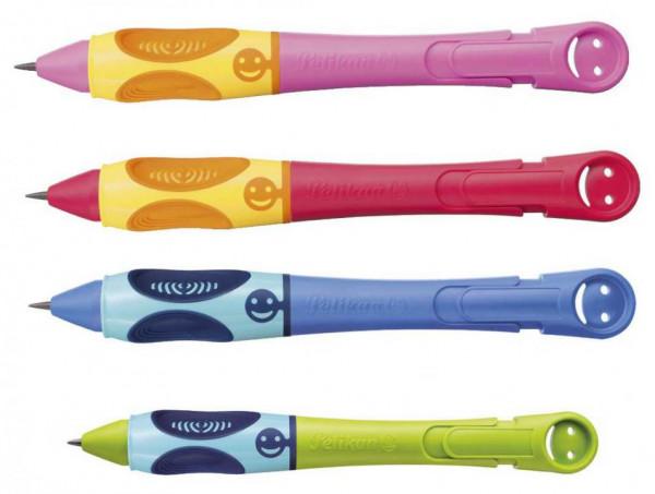 Pelikan 928135 Bleistift Griffix Blau für Rechtshänder Bluesea