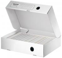 LEITZ Archivbox 80mm weiß
