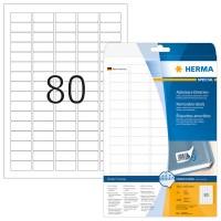 HERMA 10003 ablösbare Etiketten
