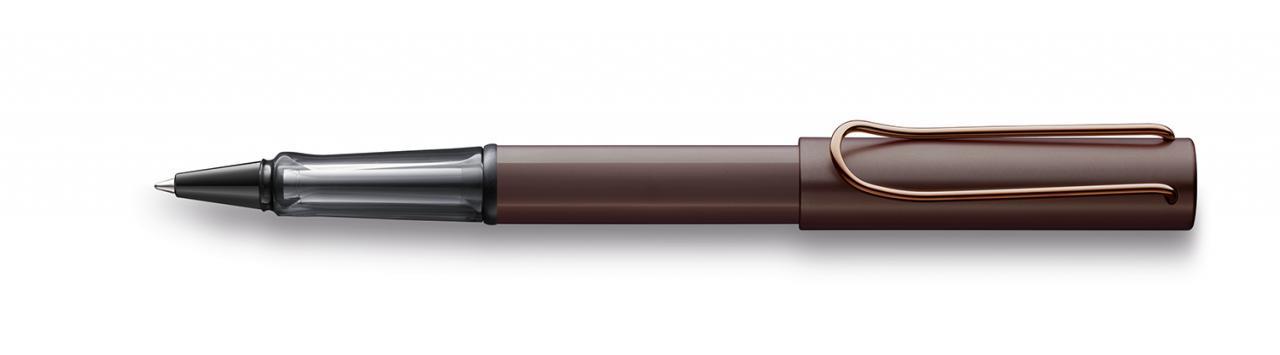 Farbe schwarz Laser-Gravur inkl Lamy Tintenroller Al-star Modell 371 black