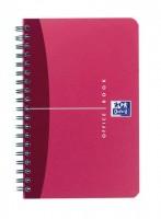 Oxford Office Spiralbuch A6 kariert 5mm