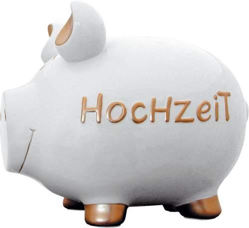 KCG Riesen Sparschwein Hochzeit