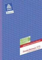 134938-Avery-Zweckform-1773-Stunden-Nachweis-DIN-A4-selbstdu