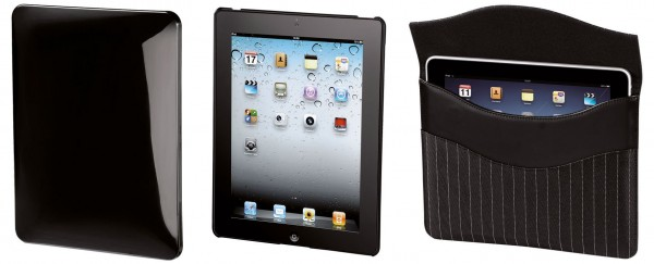 hama Tablet PC Tasche Cross Grain