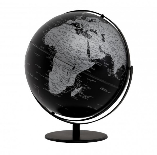 Emform Globus Kosmos matt black