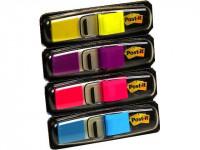 Post-it Index Marker Mini 4 Farben
